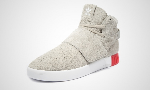 Adidas Tubular Invader Grey Pink