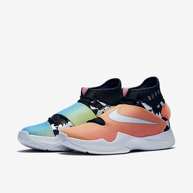 the nike hyperrev 2016 be true edition for pride month
