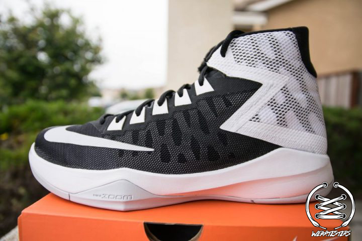 quality design 889d3 e74c8 get nike zoom ascention on feet bb526 7a103