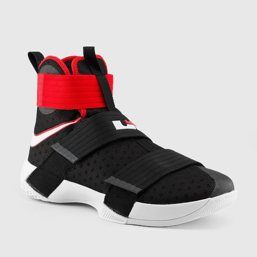 Nike LeBron Soldier 10 - Nike Basketball Shoes New Collection - NIKE. JUST DO IT.