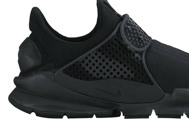 on sale 6d7c6 1ac62 Turn Out the Lights in the Nike Sock Dart 'Blackout ...