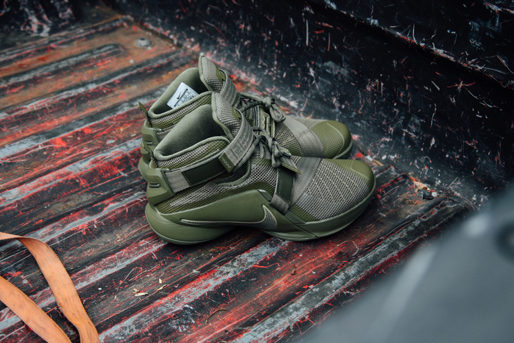 newest 082df abce2 You Can Cop the Nike Zoom LeBron Soldier 9 Premium Now for ...