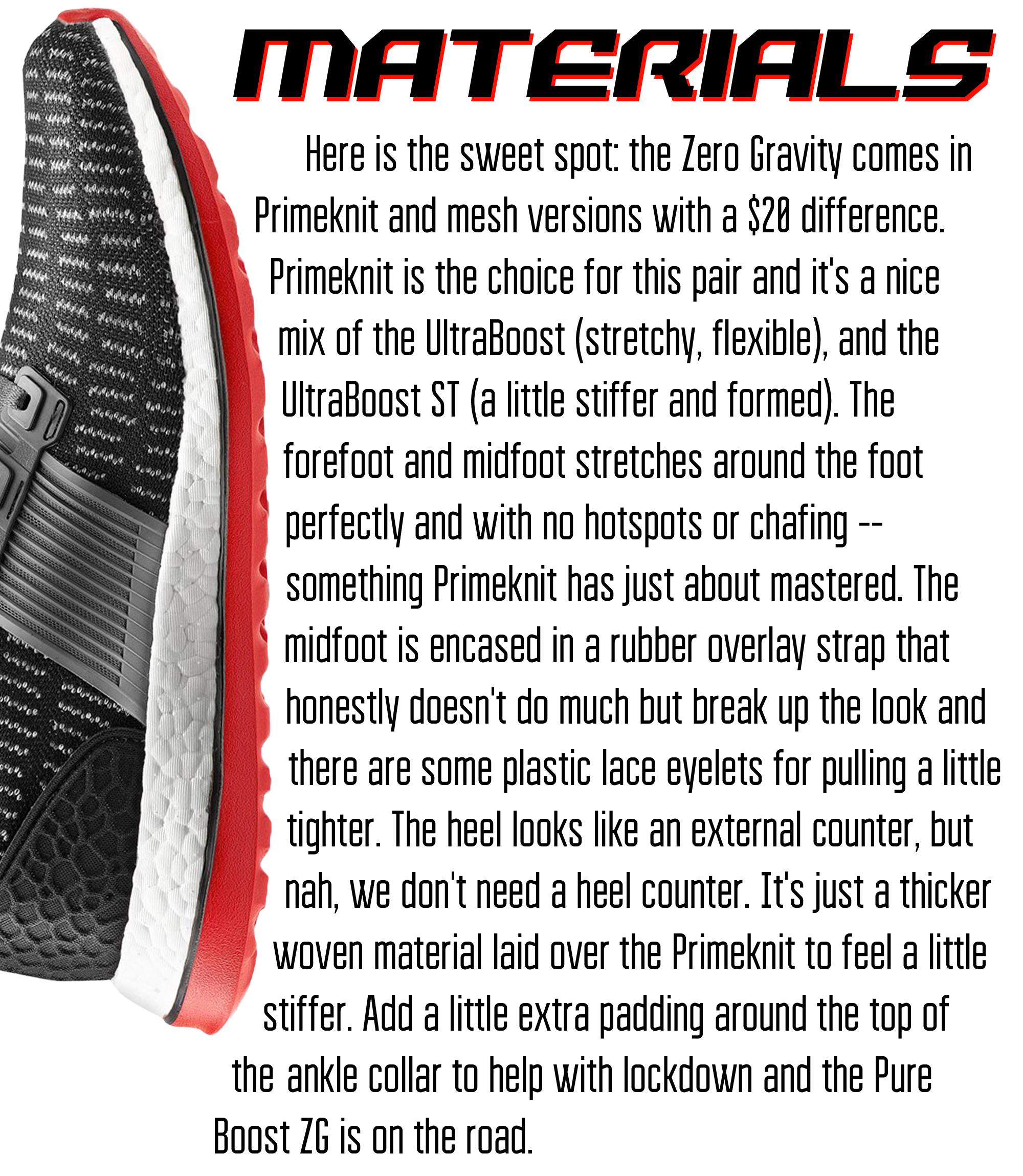 Adidas Ren Boost Gjennomgang Weartesters b8ErcVGN