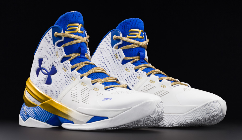 the latest 60c58 4ae3a The Under Armour Curry 2 'Gold Rings' Gets a Release Date ...
