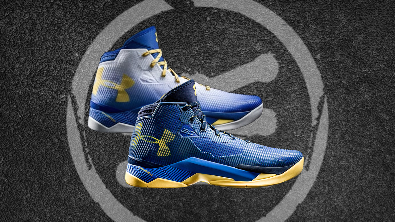 pretty nice 8cda1 3ac6c The Under Armour Curry 2.5 Dub Nation Home and Away Get New ...