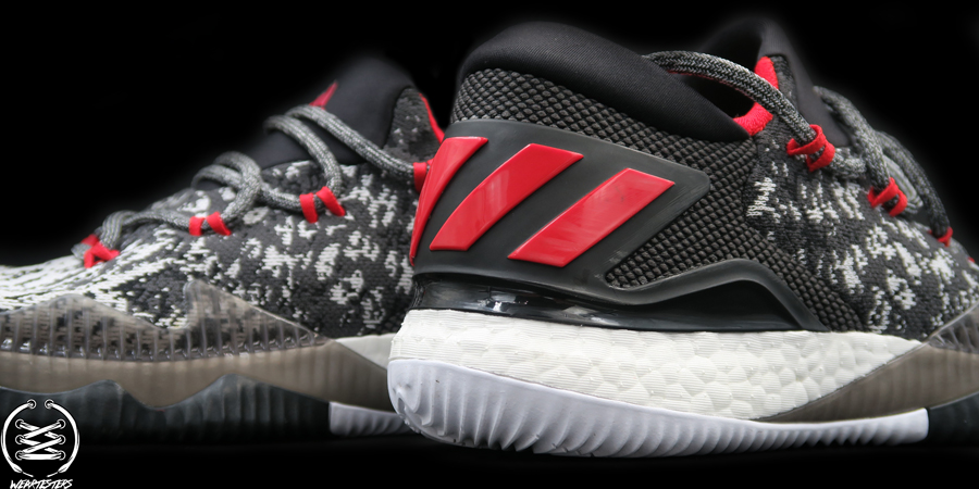 adidas CrazyLight Boost 2016 Performance Review Cushion