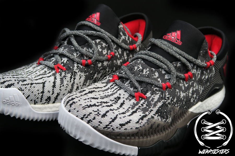 adidas CrazyLight Boost 2016 Performance Review Materials