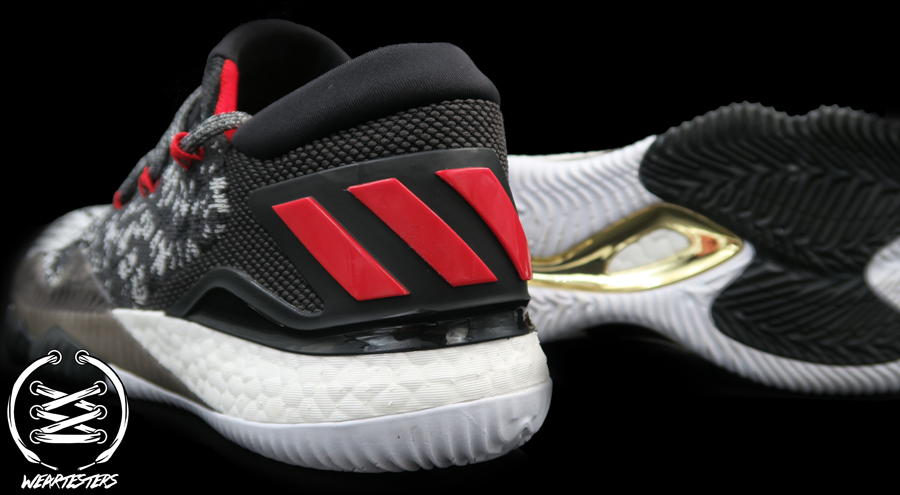 adidas CrazyLight Boost 2016 Performance Review Support