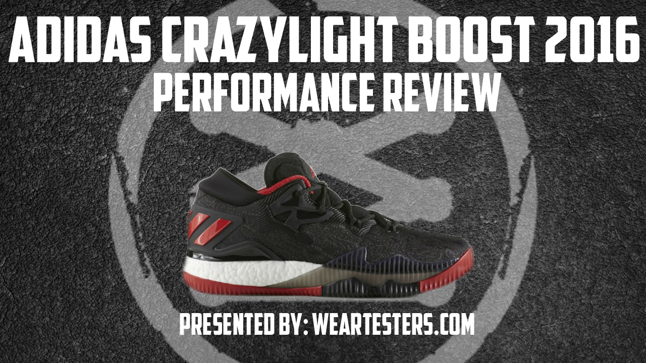 adidas CrazyLight Boost 2016 Performance Review Thumbnail