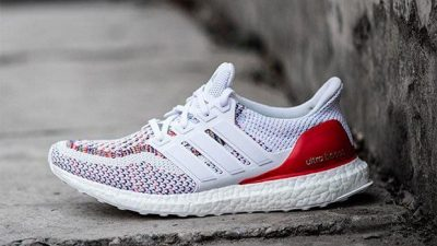 adidas Ultra Boost 3.0 Energy Red