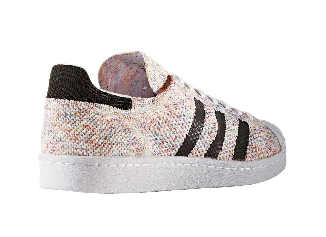 Multicolor Primeknit Hits the adidas Superstar WearTesters