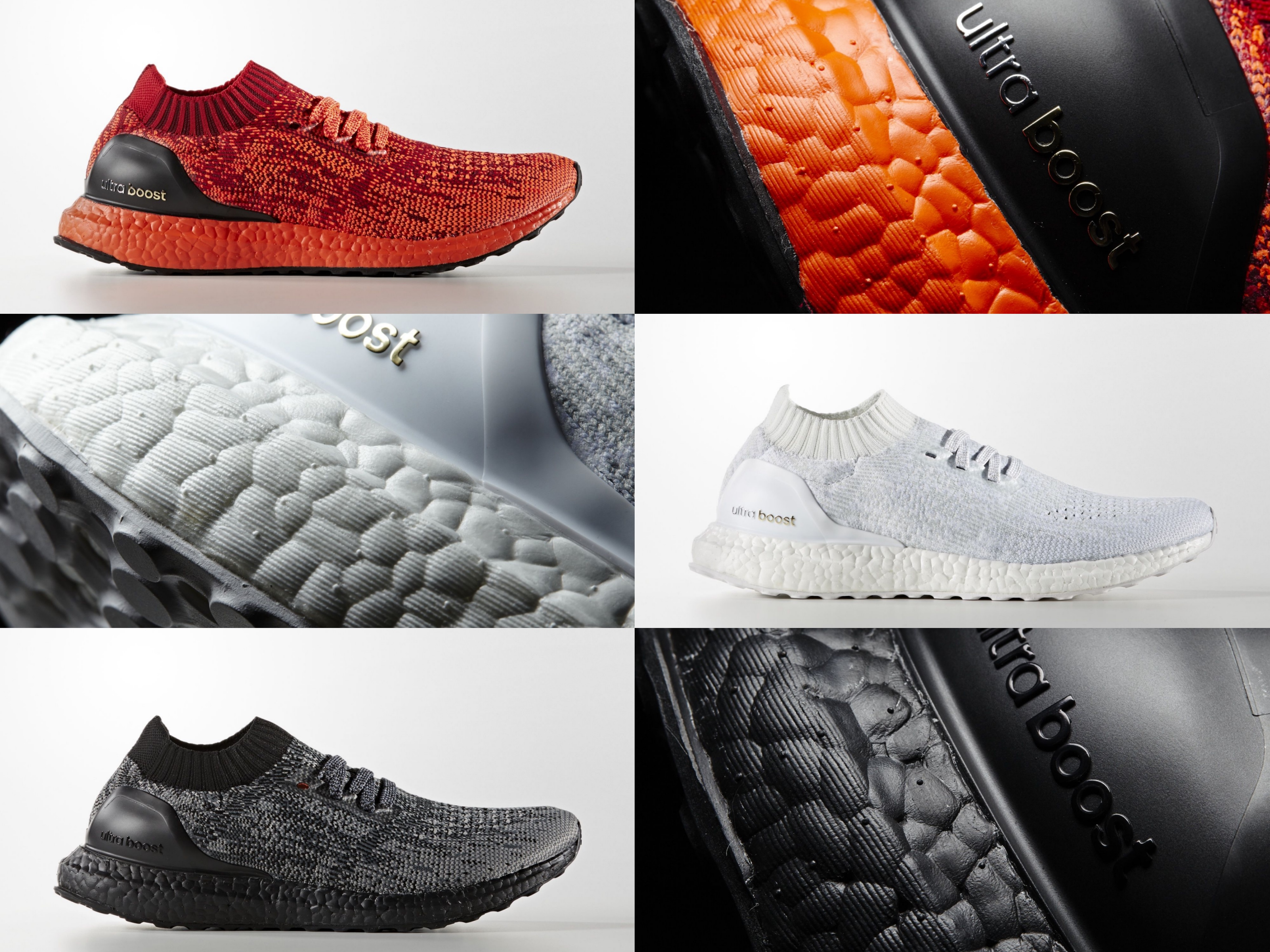 finest selection cc336 c4403 These adidas Ultra Boost Uncaged Runners are Available Now w ...