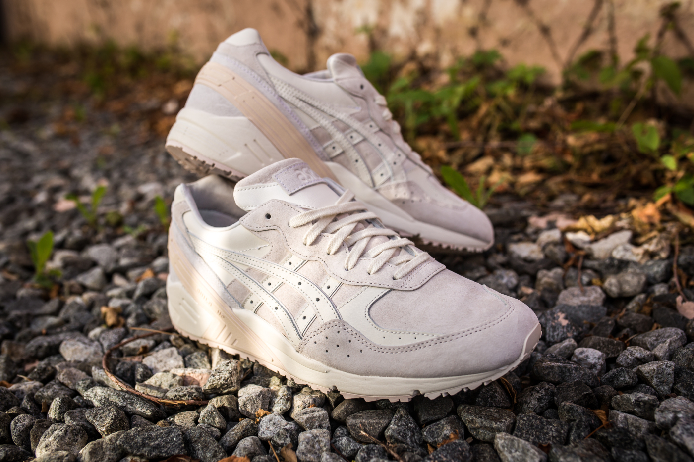 new concept 561e1 88266 The Asics Gel-Sight 'Blush' Drops at Midnight - WearTesters