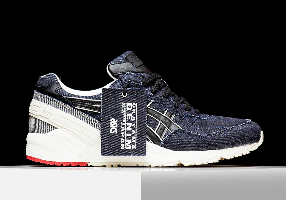 online retailer 1004a 695c7 The Asics Selvedge Denim Pack is Available Again - WearTesters