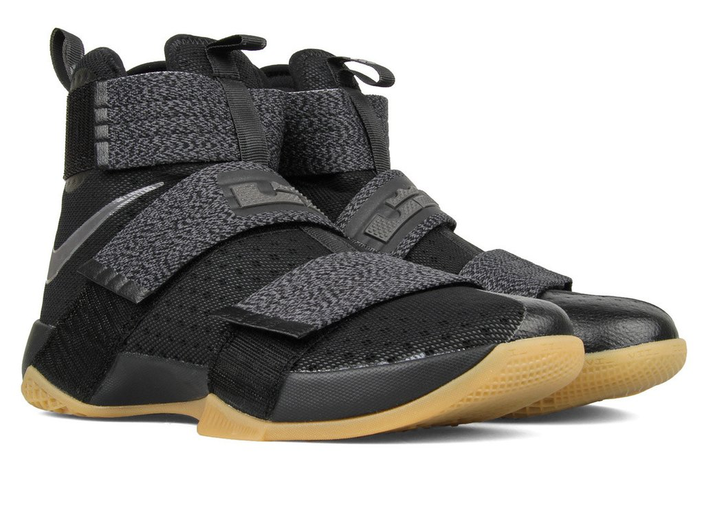 cheap for discount 3aa1a c94aa If You Need XDR, the LeBron Soldier 10 Black/Gum May Be for ...
