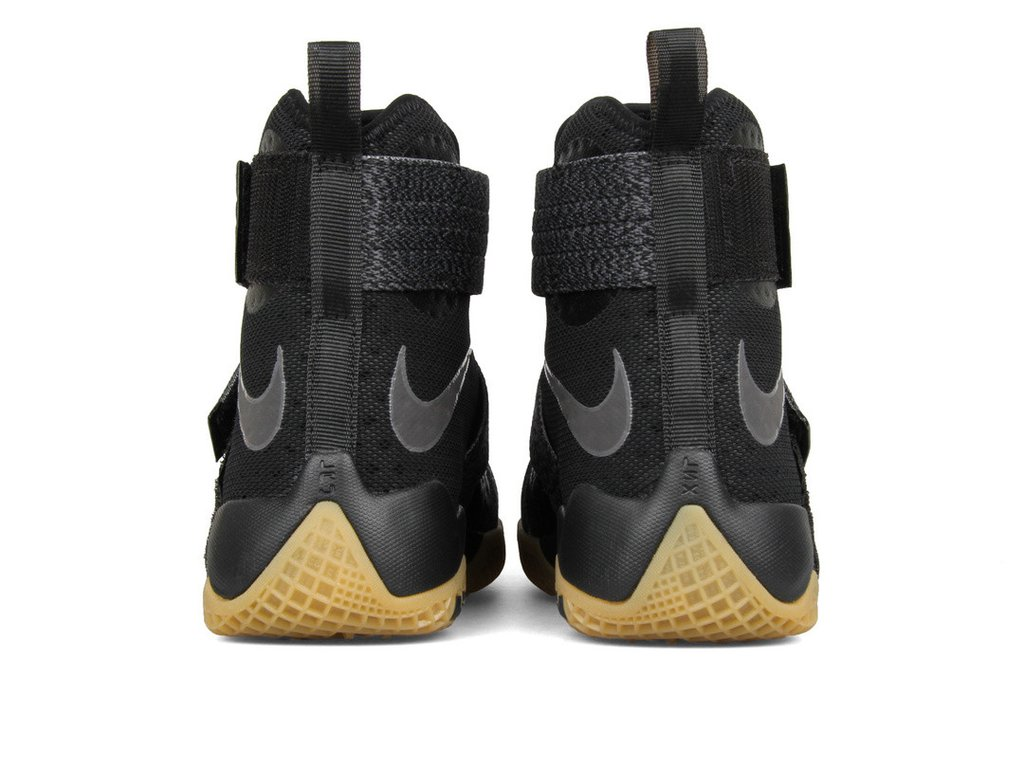 cheap for discount 997f8 6be5f If You Need XDR, the LeBron Soldier 10 Black/Gum May Be for ...