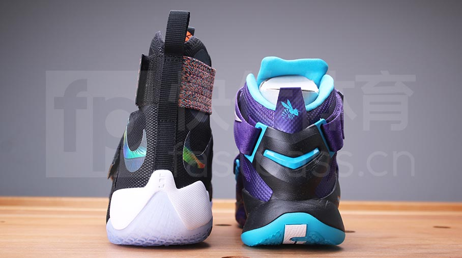 half off 8fd0e 1cae2 The LeBron Soldier 10 EP's Box, Details, and Height ...