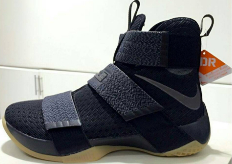 Stay Calm, a Nike LeBron Soldier X XDR