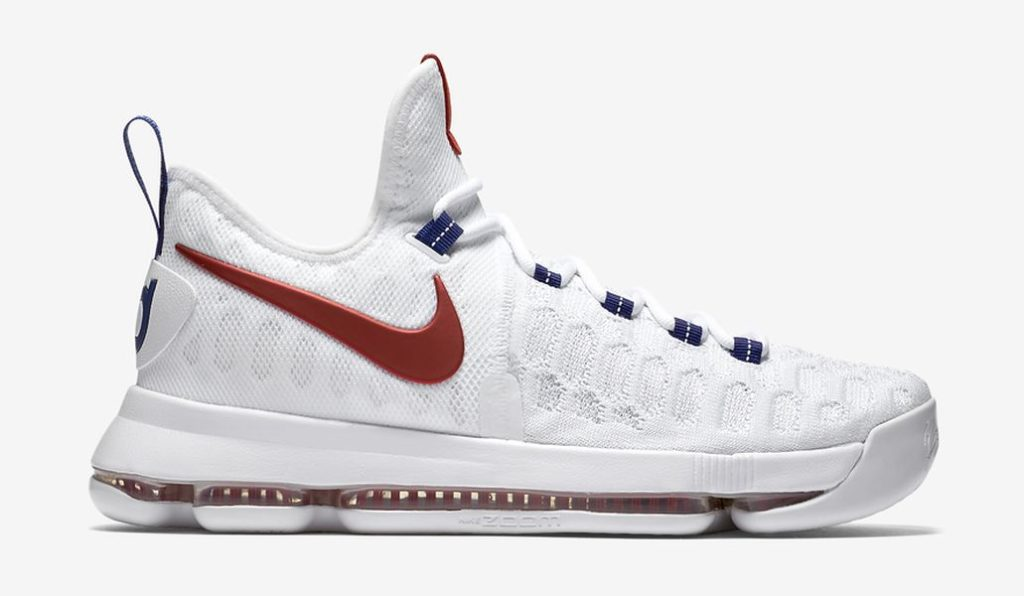 Nike Kd Red Shoes