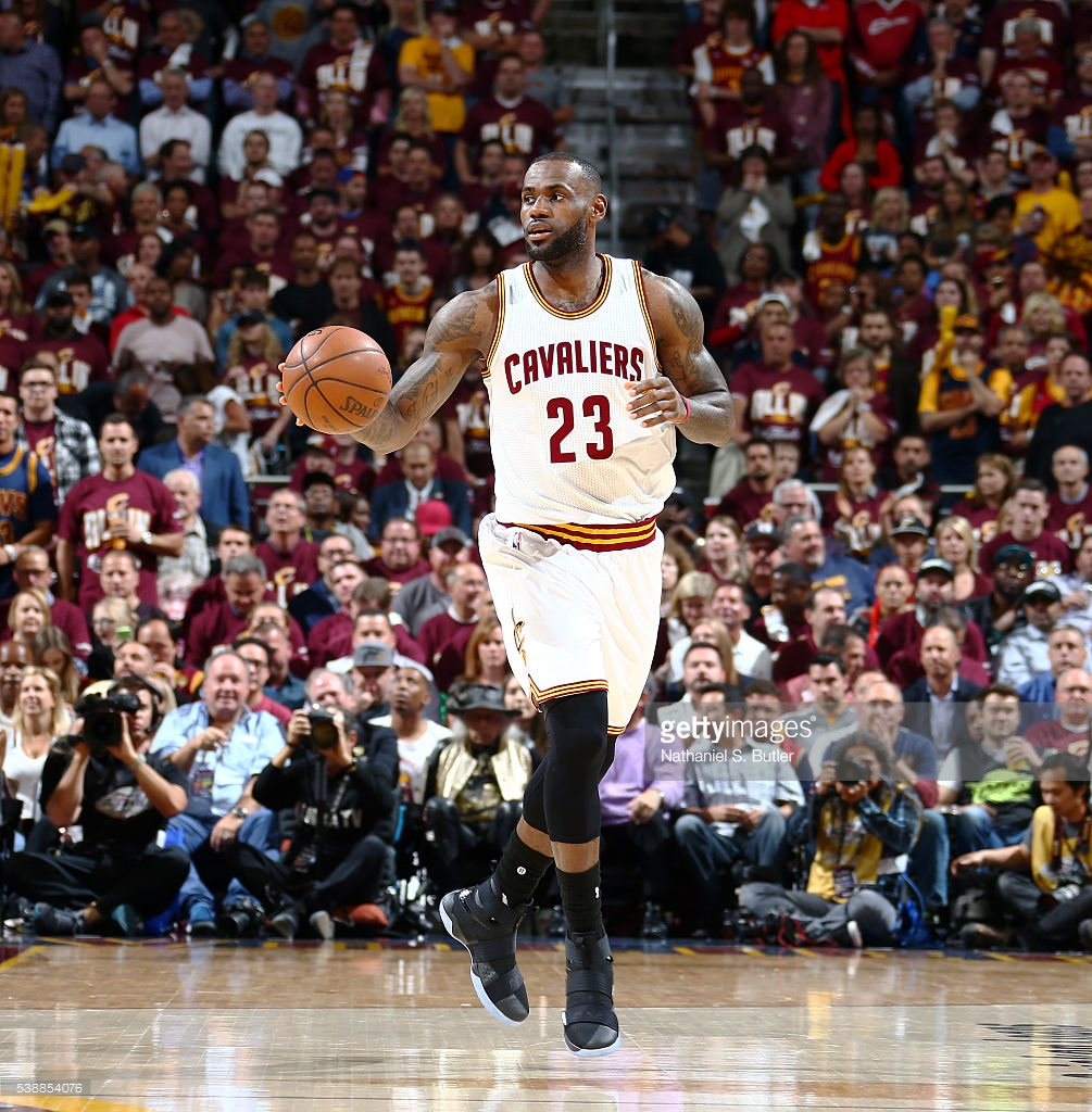 best loved f486a b1832 LBJ Rocked the Nike LeBron Soldier 10 for Game 3 - WearTesters