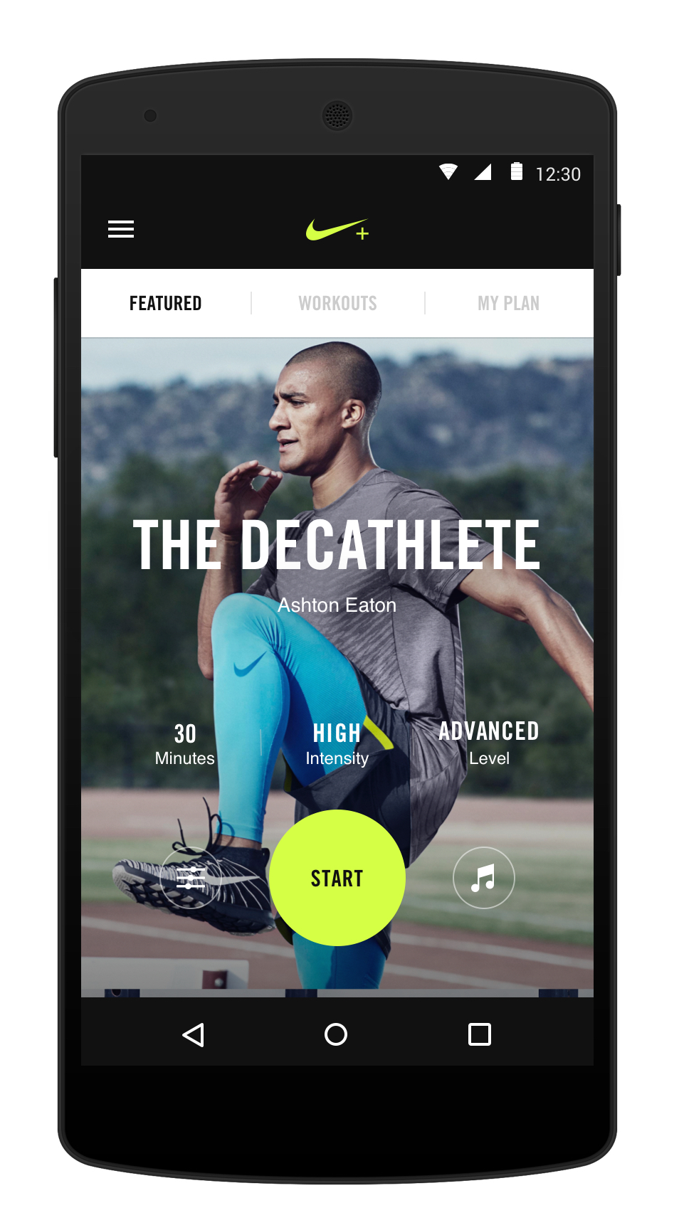 The Improved Nike Training Club App Weartesters