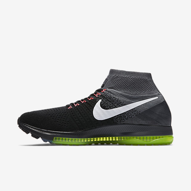 Nike Zoom All Out Flyknit Black