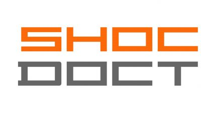 shock doctor logo