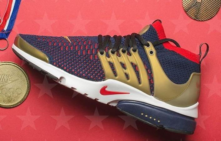 Nike Air Presto Olympic Usa