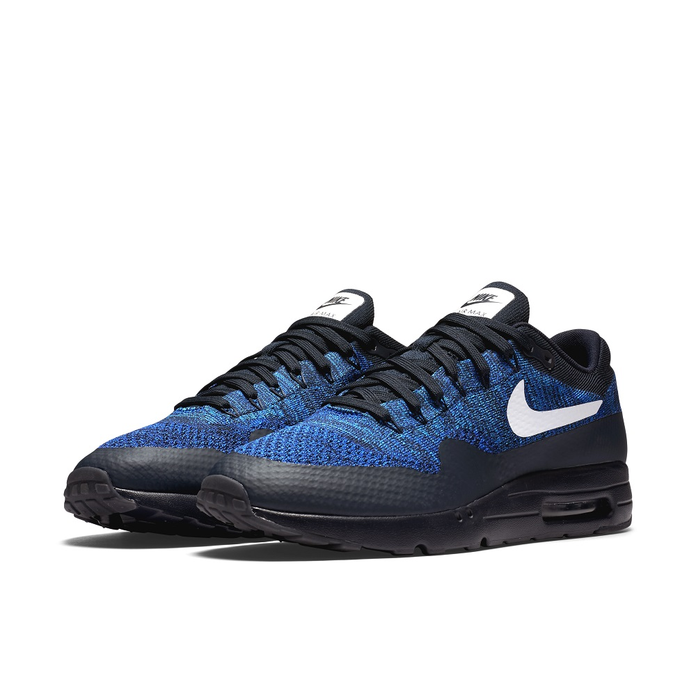 the nike air max 1 ultra flyknit is ready for the show. Black Bedroom Furniture Sets. Home Design Ideas