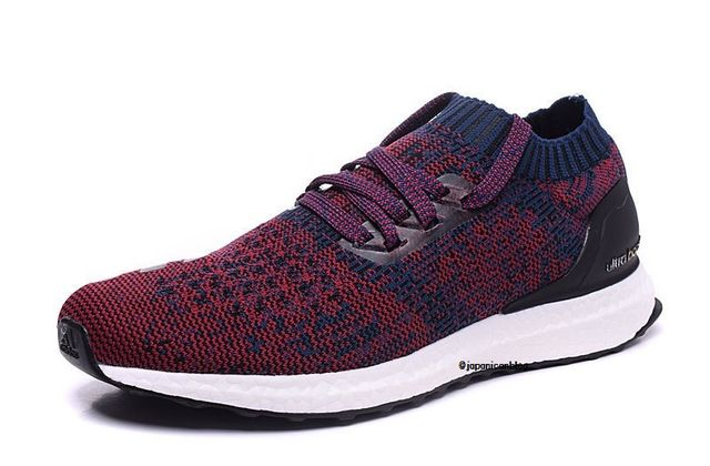 Adidas Ultra Boost Uncaged Red And Blue