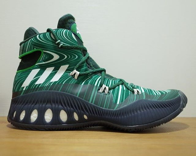 new arrivals 78868 ee8e7 ... release 60372 9e2bc Adidas Crazy Explosive - Andrew Wiggins PE Away  Alternate ...