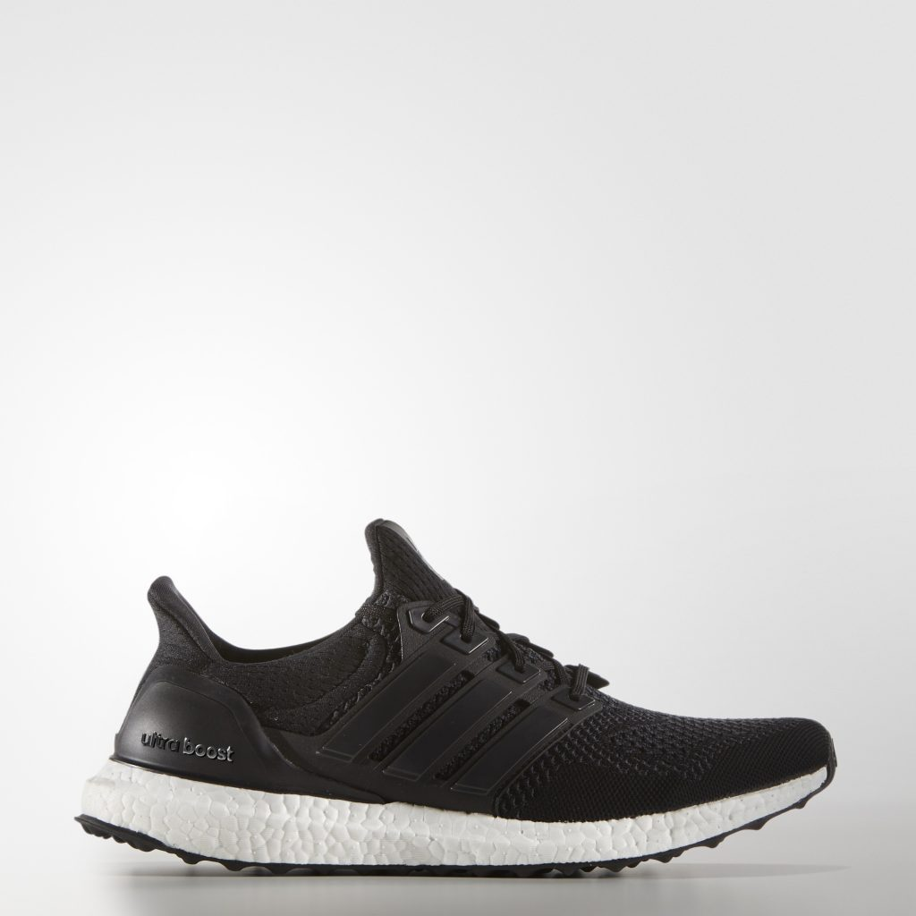 Ultra Boost Core Black Fashion