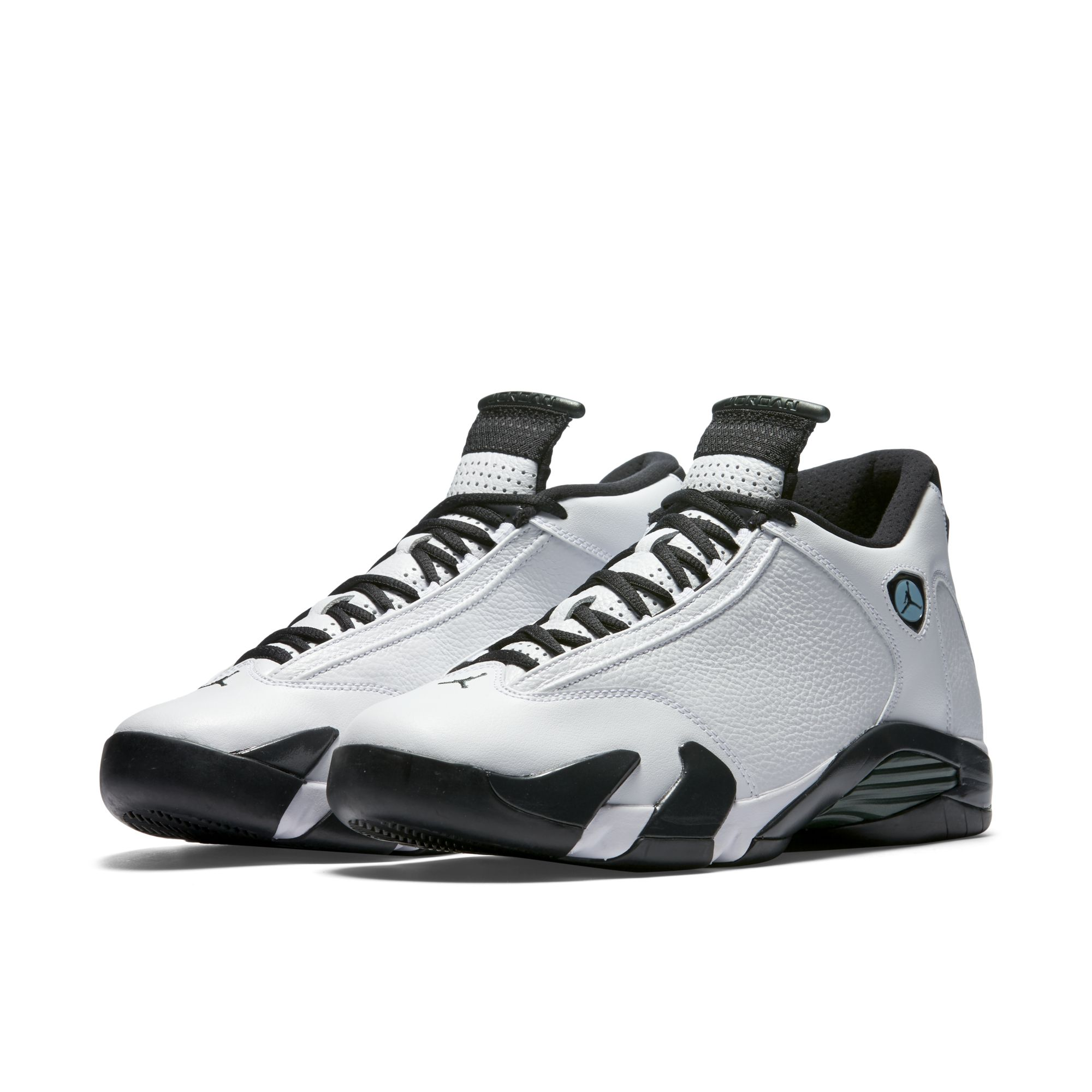 premium selection 6d0b3 5a39f Official Look at the Air Jordan 14 Retro 'Oxidized Green ...