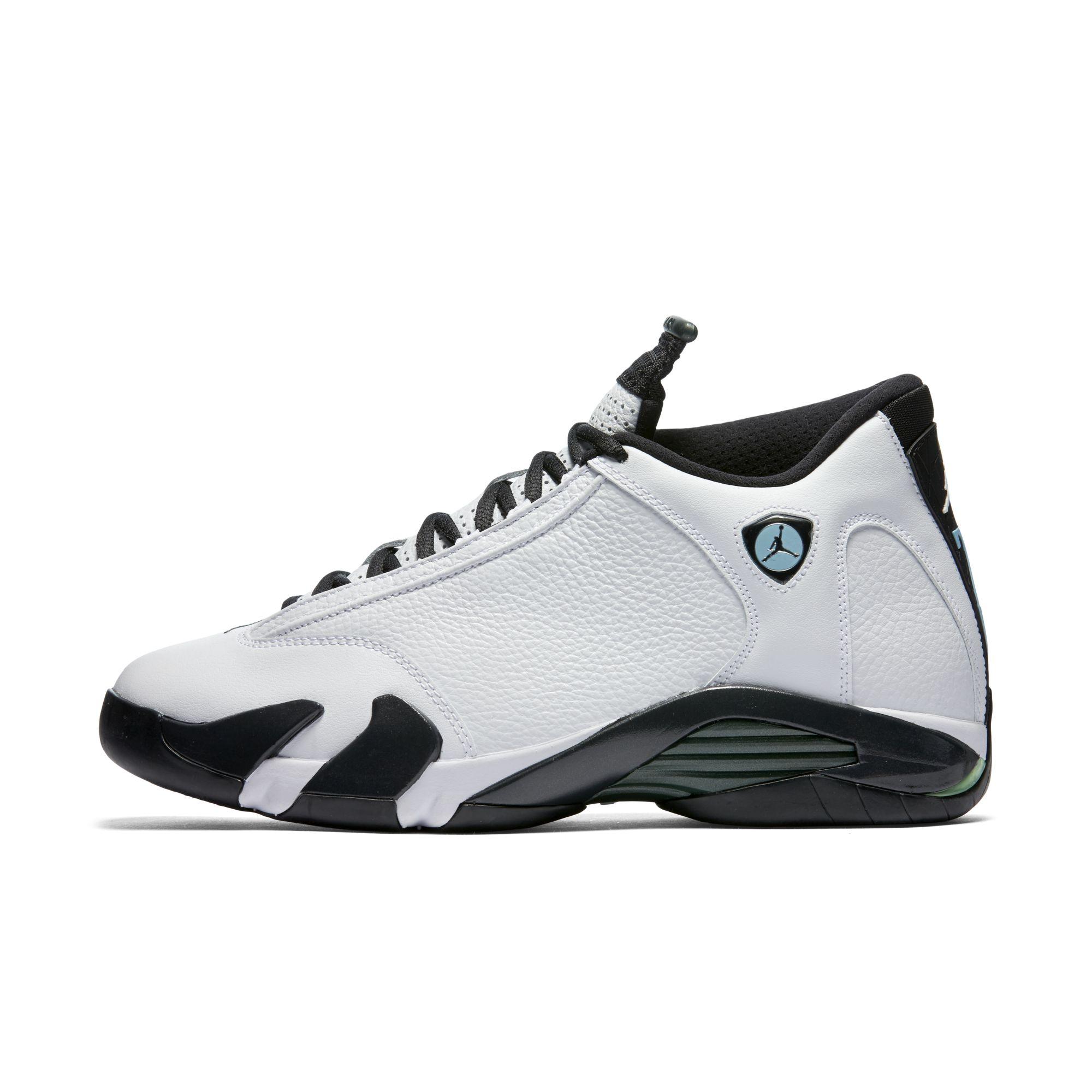 Official Look at the Air Jordan 14 Retro 'Oxidized Green