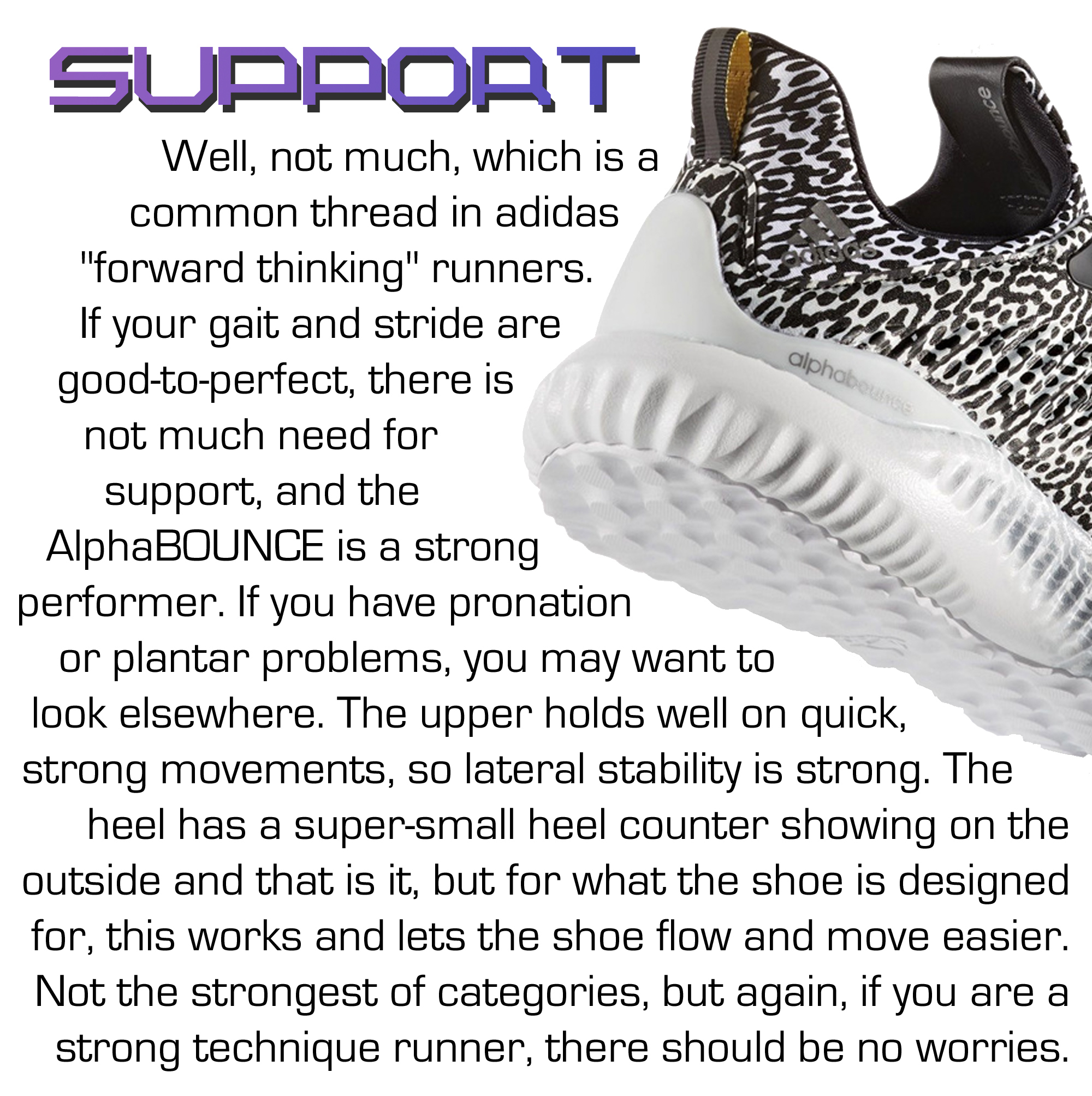 6916ead598c8a adidas AlphaBOUNCE Performance Review - WearTesters