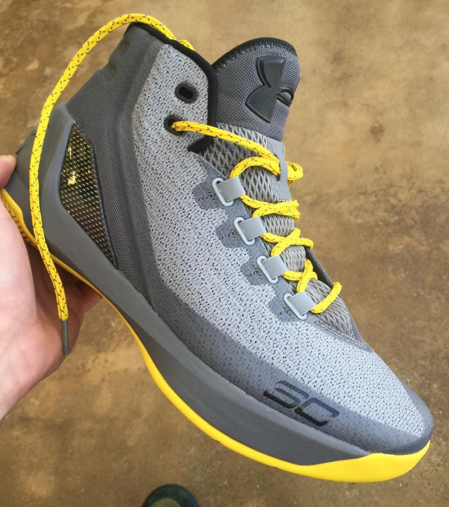 Stephen Curry Debuts His Next Signature Under Armour Sneaker