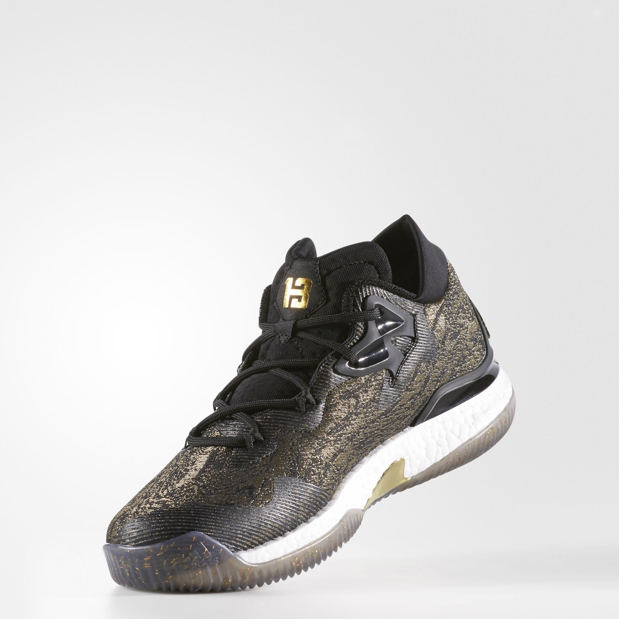adidas crazylight boost 2016 gold