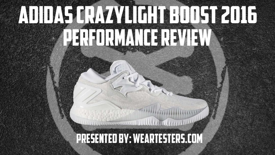 Adidas Crazylight Stimuler 2,5 Weartesters