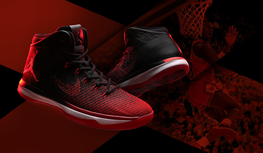 Get Up Close and Personal with the Air Jordan XXX1 (31) 'Banned' 1