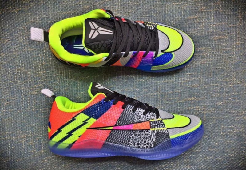 Get Your First Look at the Nike Kobe 11 'Mambacurial'-5
