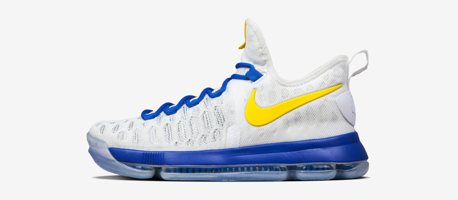 NIKEiD Offers the Nike KD 9 in DubNation Colors 1