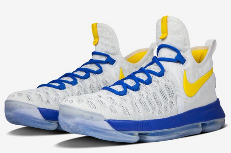 buy popular f766b d925a NIKEiD Offers the Nike KD 9 in #DubNation Colors - WearTesters