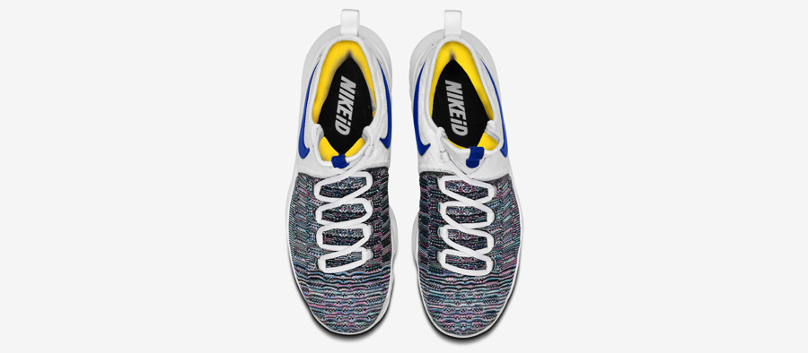 NIKEiD Offers the Nike KD 9 in DubNation Colors 13