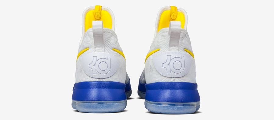 NIKEiD Offers the Nike KD 9 in DubNation Colors 3