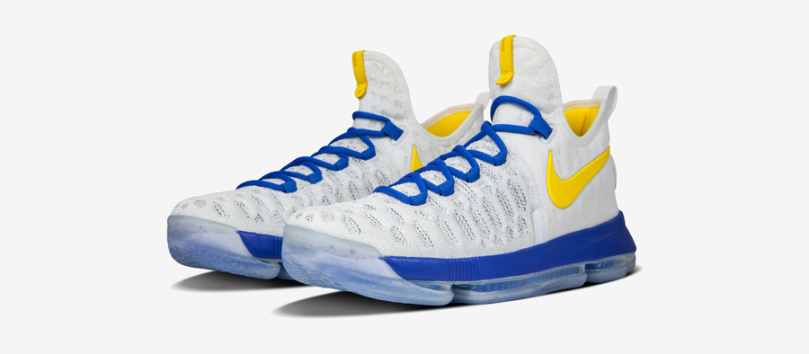 NIKEiD Offers the Nike KD 9 in DubNation Colors 5
