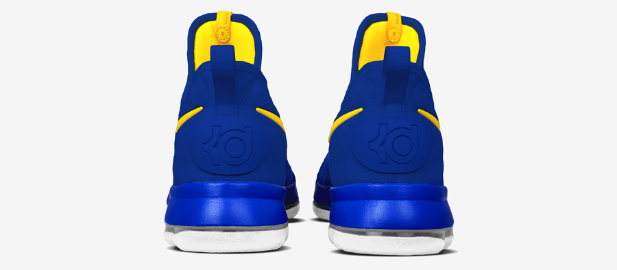 NIKEiD Offers the Nike KD 9 in DubNation Colors 9
