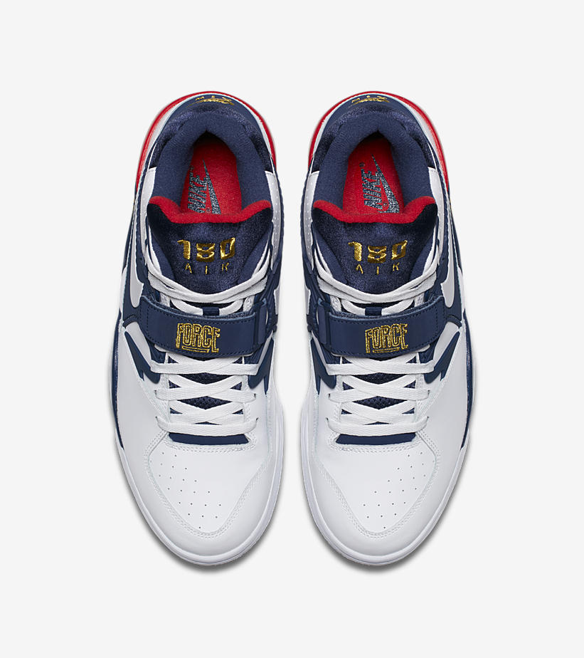 Force Way Retail The Nike Below 180 'olympics' Is Air Available Now TOkXZPiu