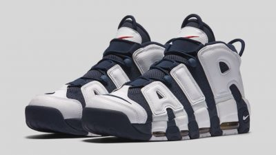 Nike Air More Uptempo 'USA' is Set to Release