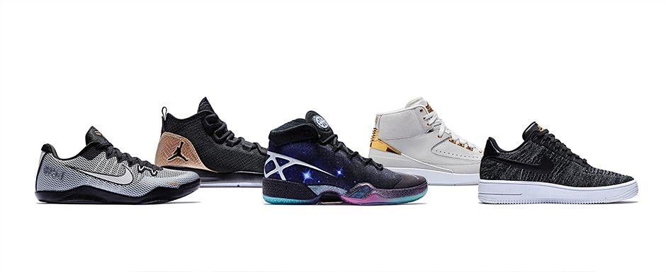 The 2016 Nike x Quai 54 Collection