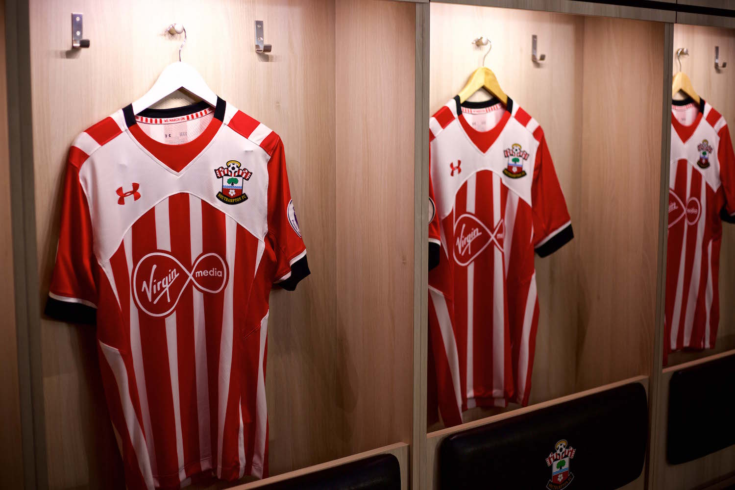 Southampton FC and Under Armour Launch New Kits - WearTesters